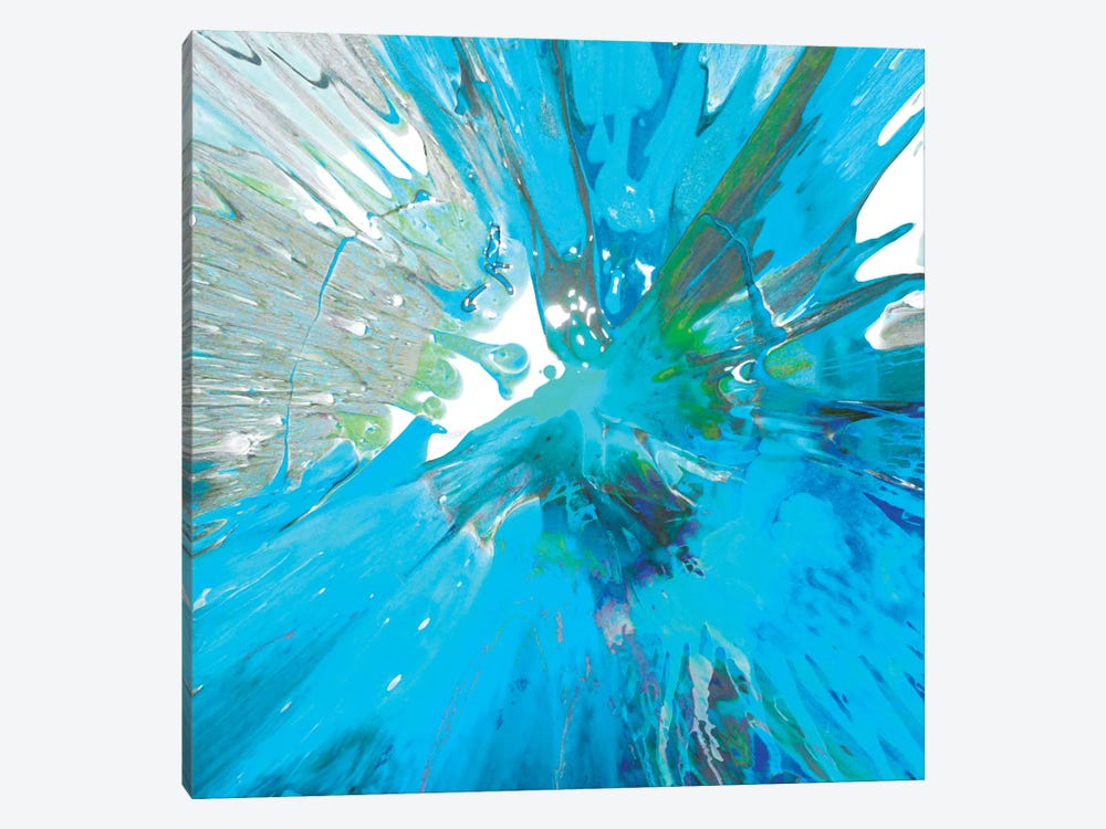 Fearless III by Josh Evans 1-piece Canvas Artwork