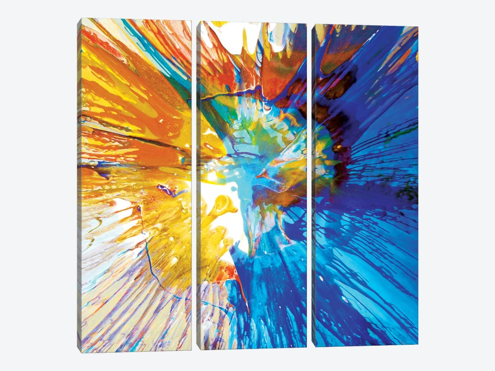 Not Shy I by Josh Evans 3-piece Canvas Art Print