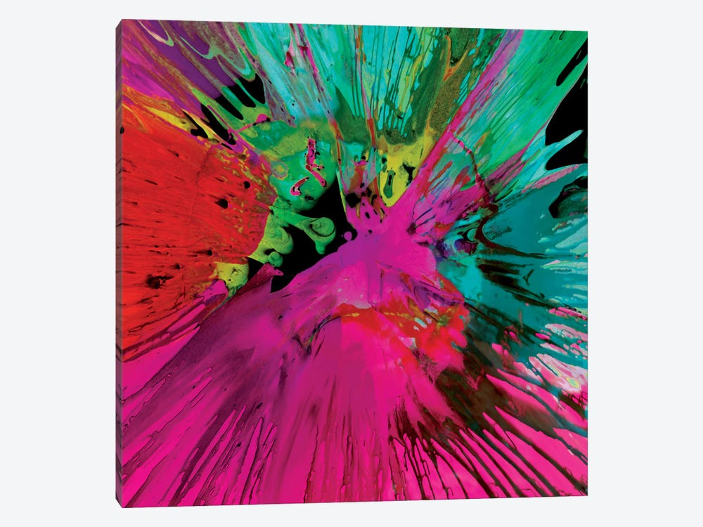 Unabashed I 1-piece Canvas Art