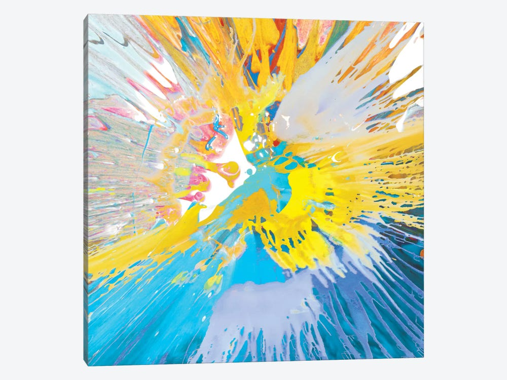 Unabashed IV by Josh Evans 1-piece Canvas Wall Art
