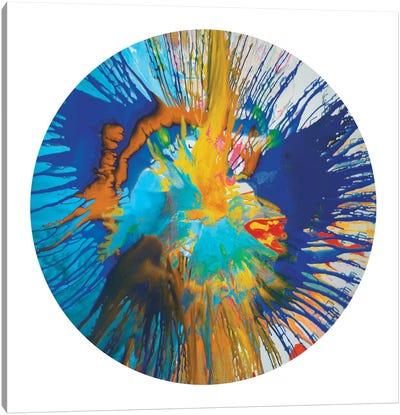 Circular Motion II Canvas Print #JOS2