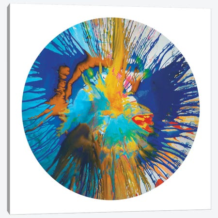 Circular Motion II Canvas Print #JOS2} by Josh Evans Canvas Art