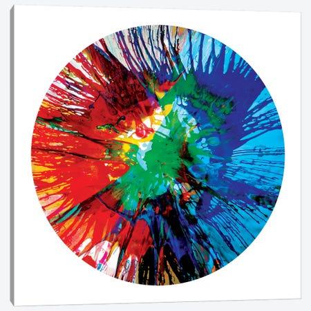 Circular Motion III Canvas Print #JOS3} by Josh Evans Canvas Art