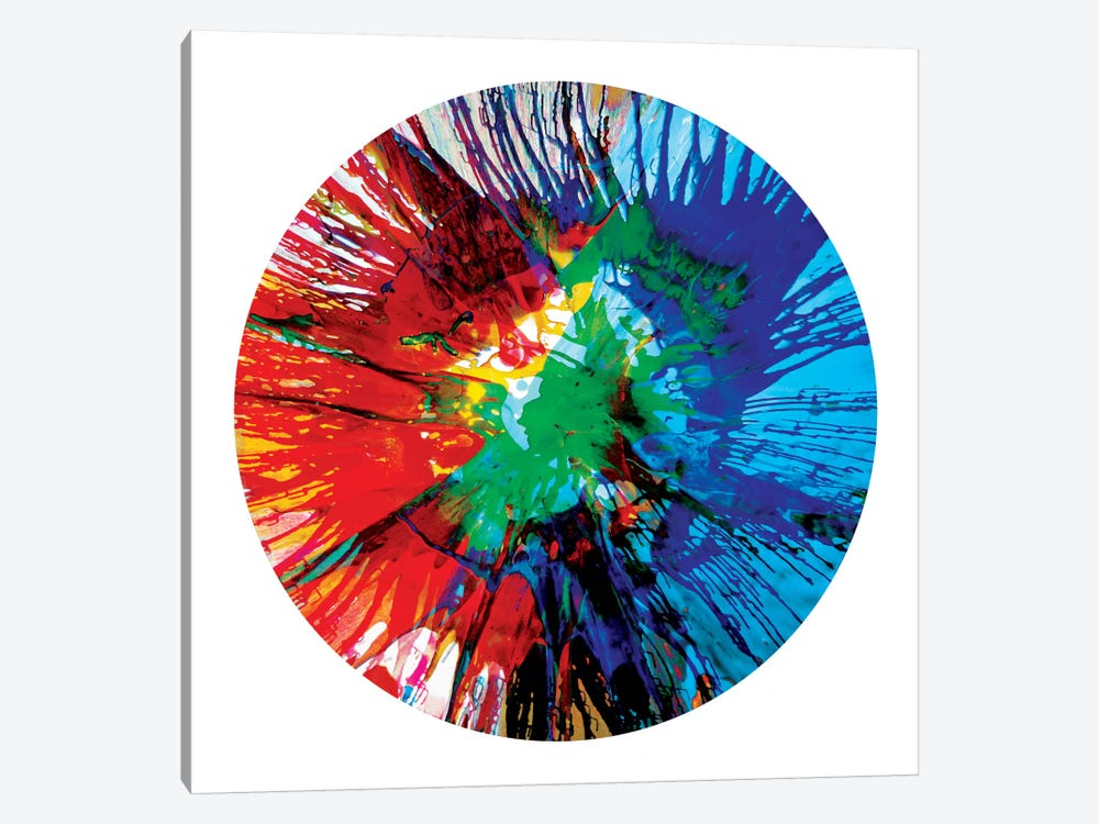 Circular Motion III by Josh Evans 1-piece Canvas Wall Art
