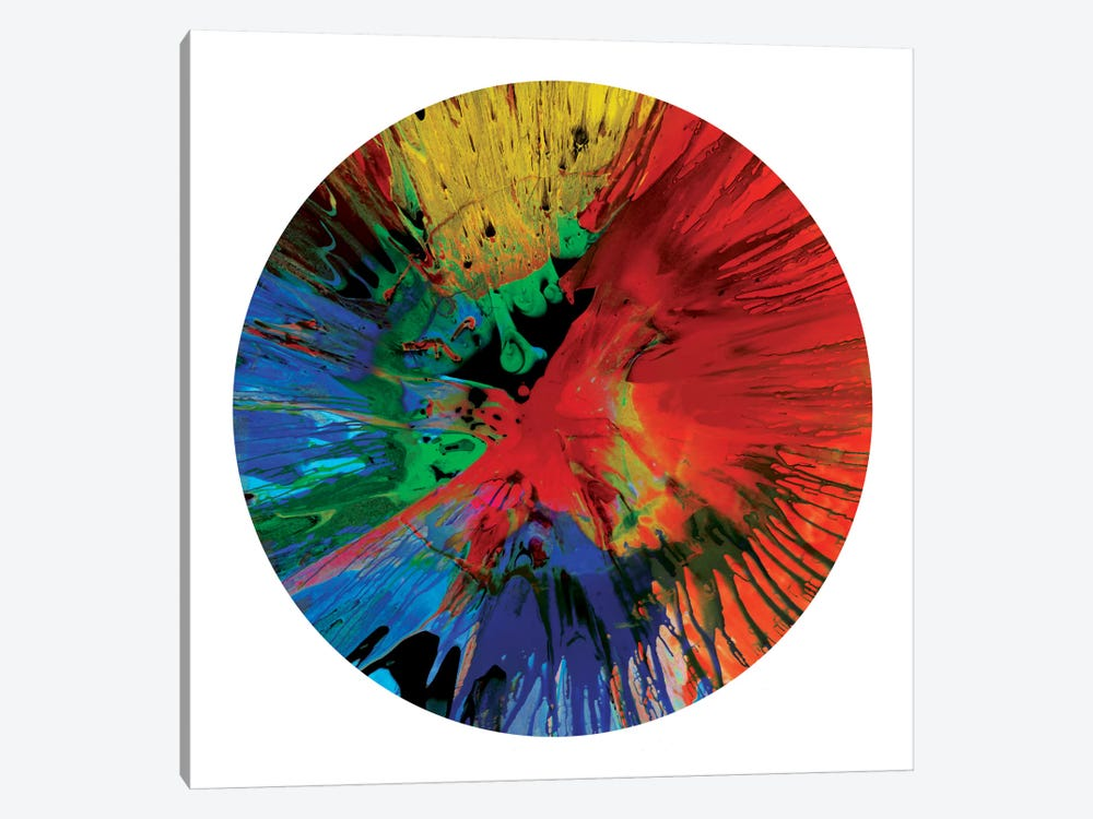 Circular Motion IV by Josh Evans 1-piece Canvas Print