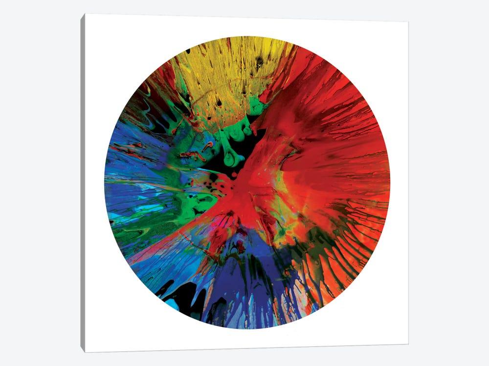 Circular Motion IV by Josh Evans 1-piece Canvas Print