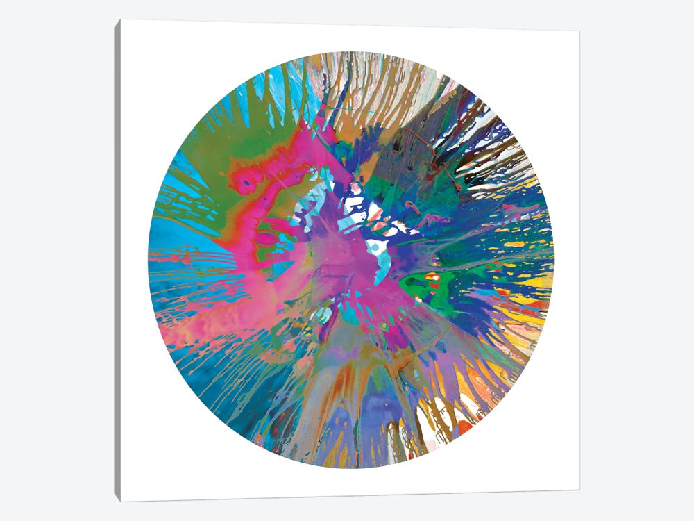 Circular Motion V by Josh Evans 1-piece Art Print