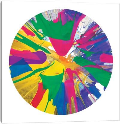 Circular Motion VIII Canvas Print #JOS9