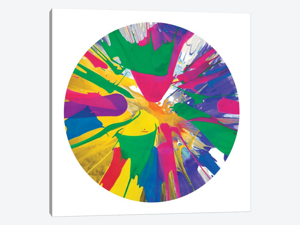 Circular Motion VIII by Josh Evans 1-piece Canvas Wall Art