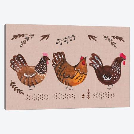Virginia Farm I Canvas Print #JOT5} by Jo Taylor Canvas Wall Art