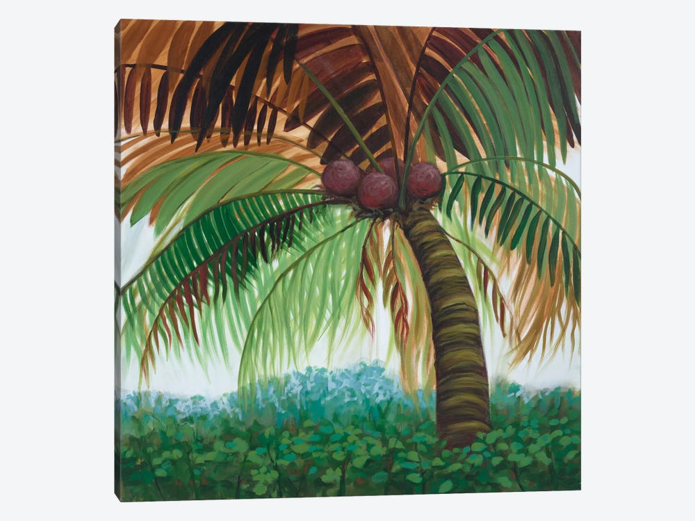 Tropic Palm II by Julie Joy 1-piece Art Print