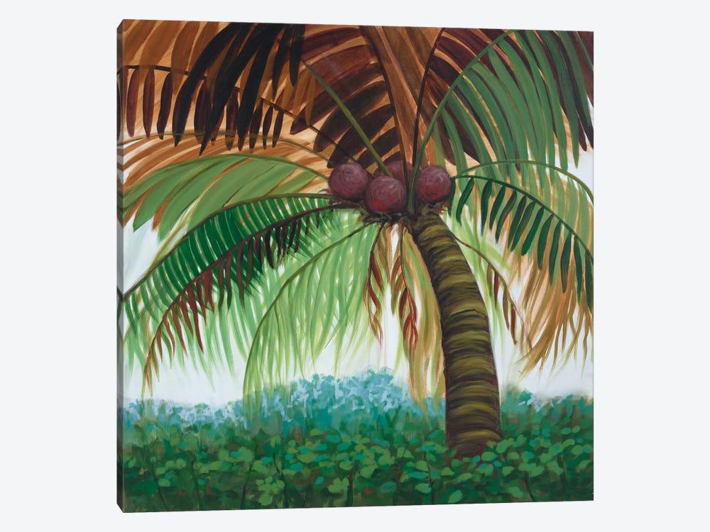 Tropic Palm II by Julie Joy 1-piece Art Print