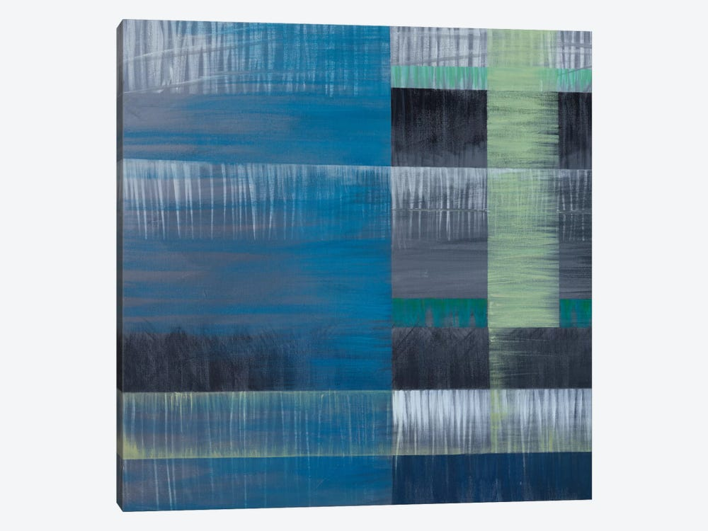 Vibrations I by Julie Joy 1-piece Canvas Artwork
