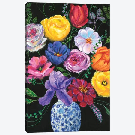 Fresh Picks II Canvas Print #JOY17} by Julie Joy Art Print
