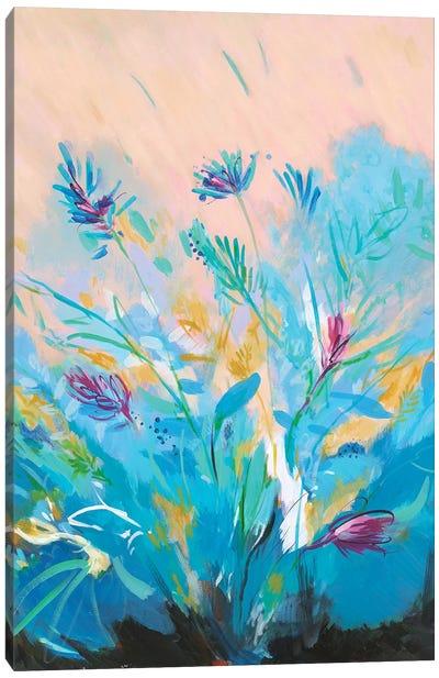 Mixed Floral I Canvas Art Print
