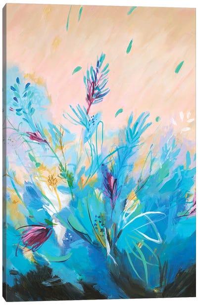 Mixed Floral II Canvas Art Print