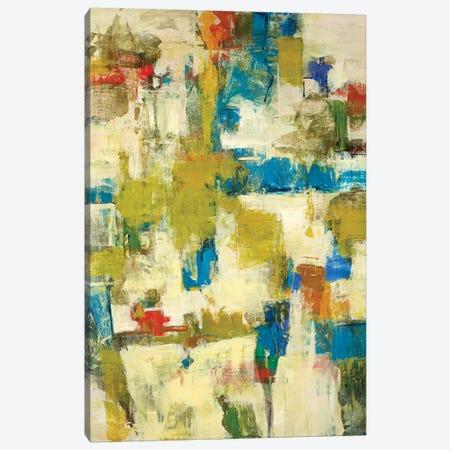 Spring Vibe I Canvas Print #JOY22} by Julie Joy Canvas Art Print