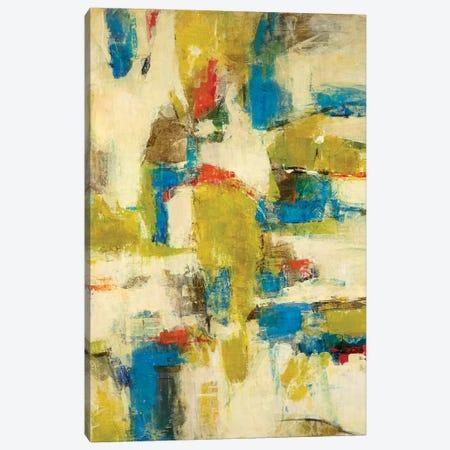 Spring Vibe II Canvas Print #JOY23} by Julie Joy Canvas Print