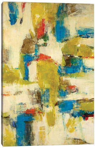 Spring Vibe II Canvas Art Print