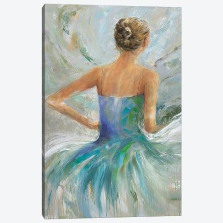 Flowing Vision II Canvas Print #JOY27} by Julie Joy Canvas Wall Art