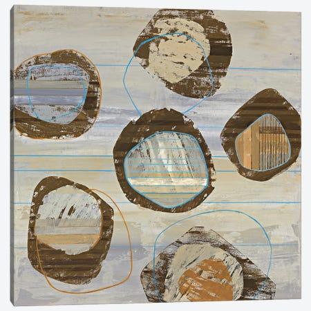 Distance And Time II Canvas Print #JOY29} by Julie Joy Canvas Art Print