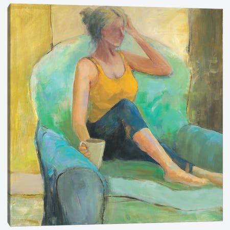 Morning Reflection Canvas Print #JOY31} by Julie Joy Canvas Wall Art
