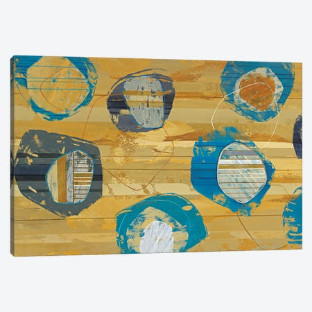 Pure Energy III Canvas Print #JOY36} by Julie Joy Art Print