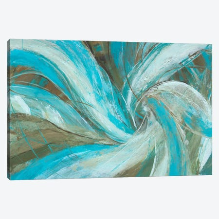 Freedom Flow I Canvas Print #JOY3} by Julie Joy Canvas Art