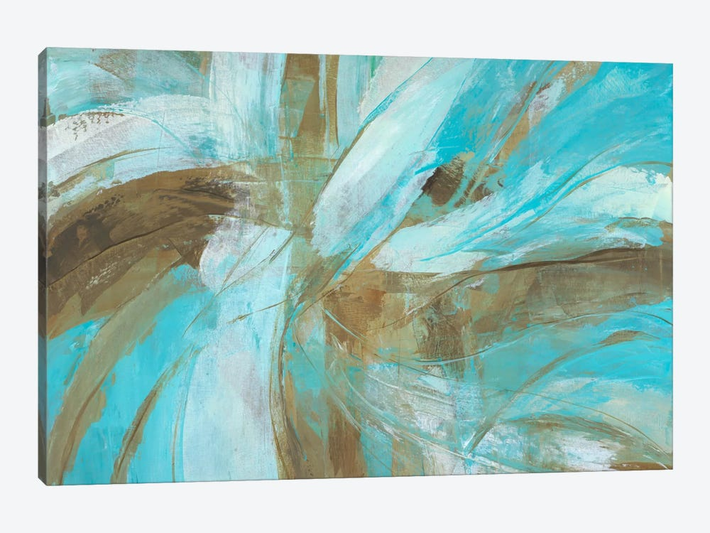 Freedom Flow II by Julie Joy 1-piece Canvas Art Print