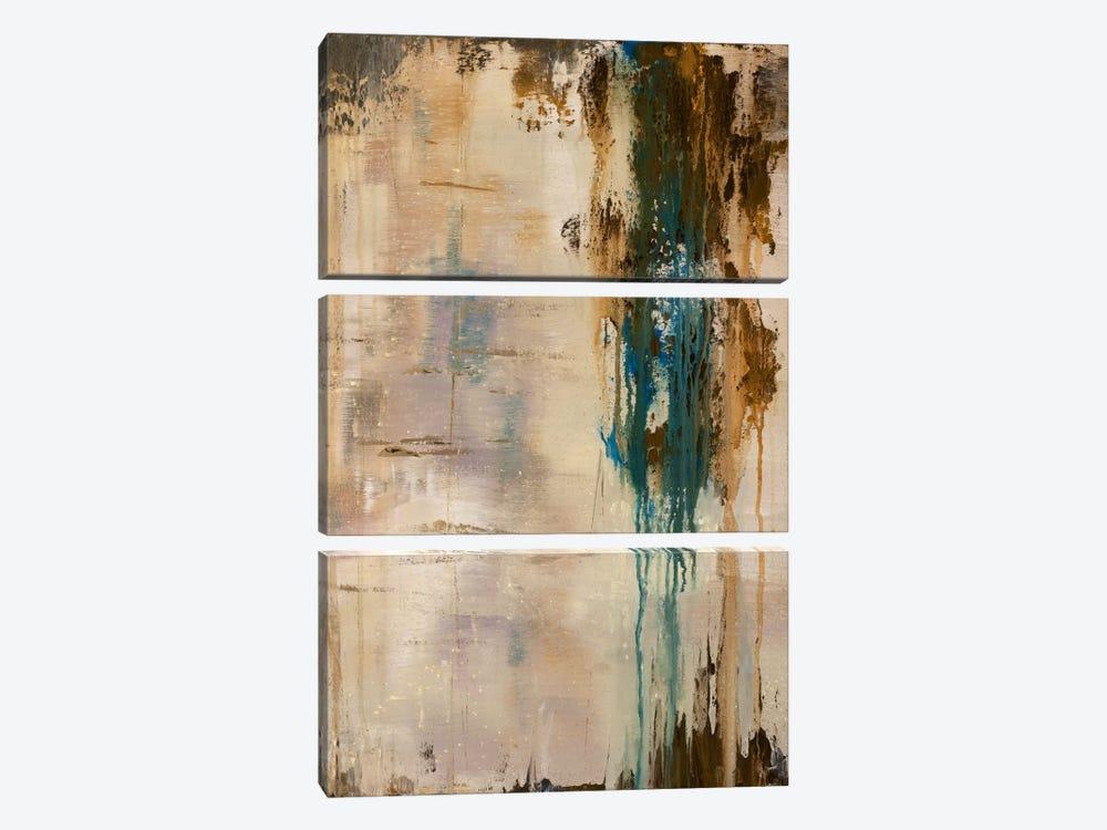 Infinite Time I by Julie Joy 3-piece Canvas Wall Art