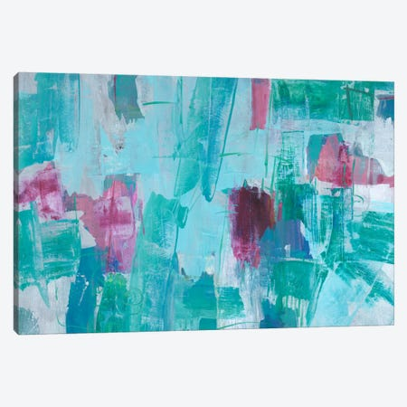 Our Dance II Canvas Print #JOY8} by Julie Joy Canvas Artwork