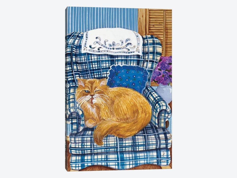 Favorite Chair by Jan Panico 1-piece Canvas Wall Art