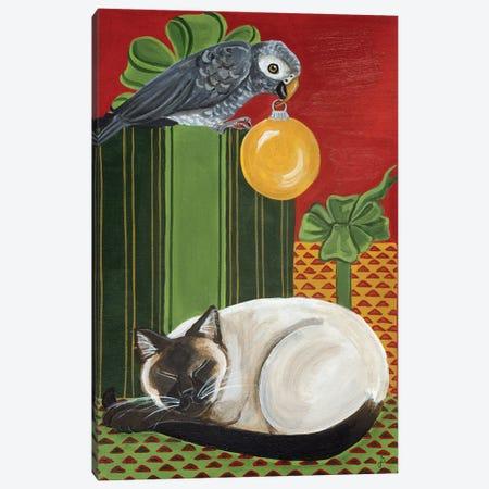 Have A Ball Canvas Print #JPA25} by Jan Panico Canvas Print
