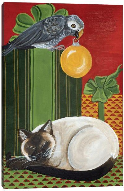 Have A Ball Canvas Art Print