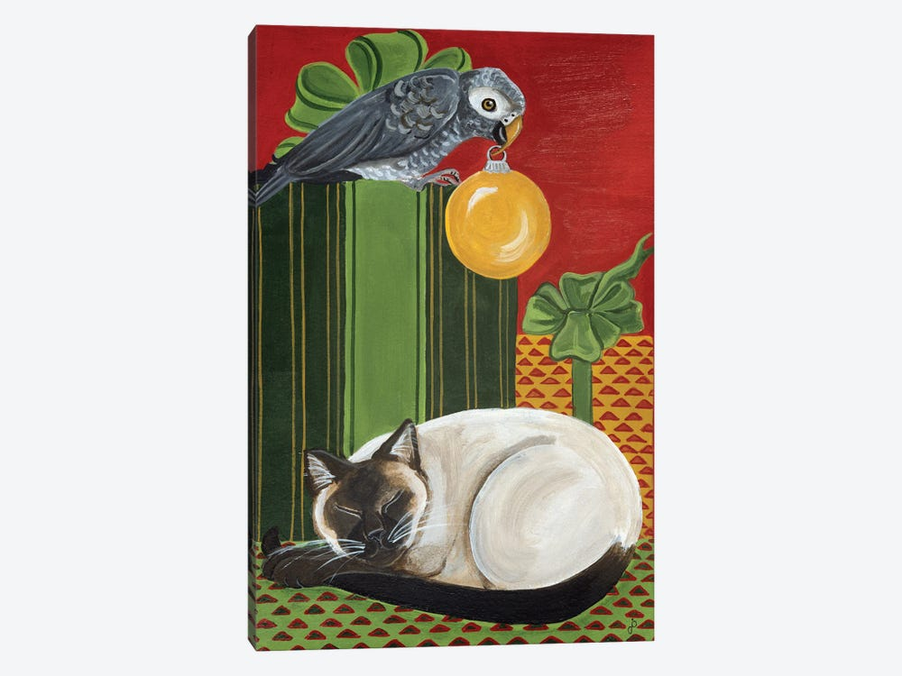 Have A Ball by Jan Panico 1-piece Canvas Art Print