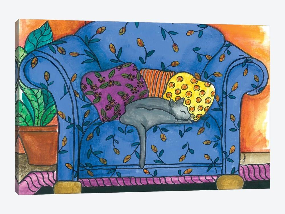 Oban Chair by Jan Panico 1-piece Canvas Art