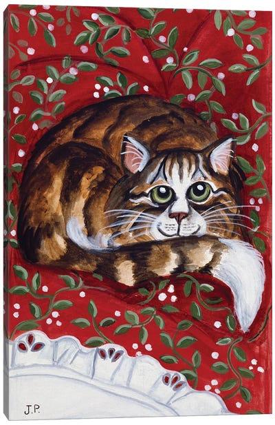 Rudolpha Keeping Watch Canvas Art Print