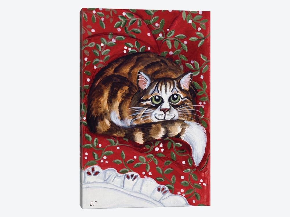 Rudolpha Keeping Watch by Jan Panico 1-piece Canvas Wall Art