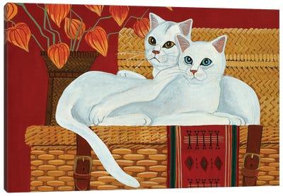 Smudge And Ellie Canvas Art Print