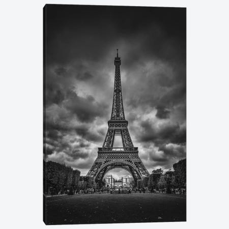 Eiffel Canvas Print #JPM11} by Juan Pablo de Miguel Canvas Art Print