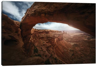Mesa Arch Canvas Art Print
