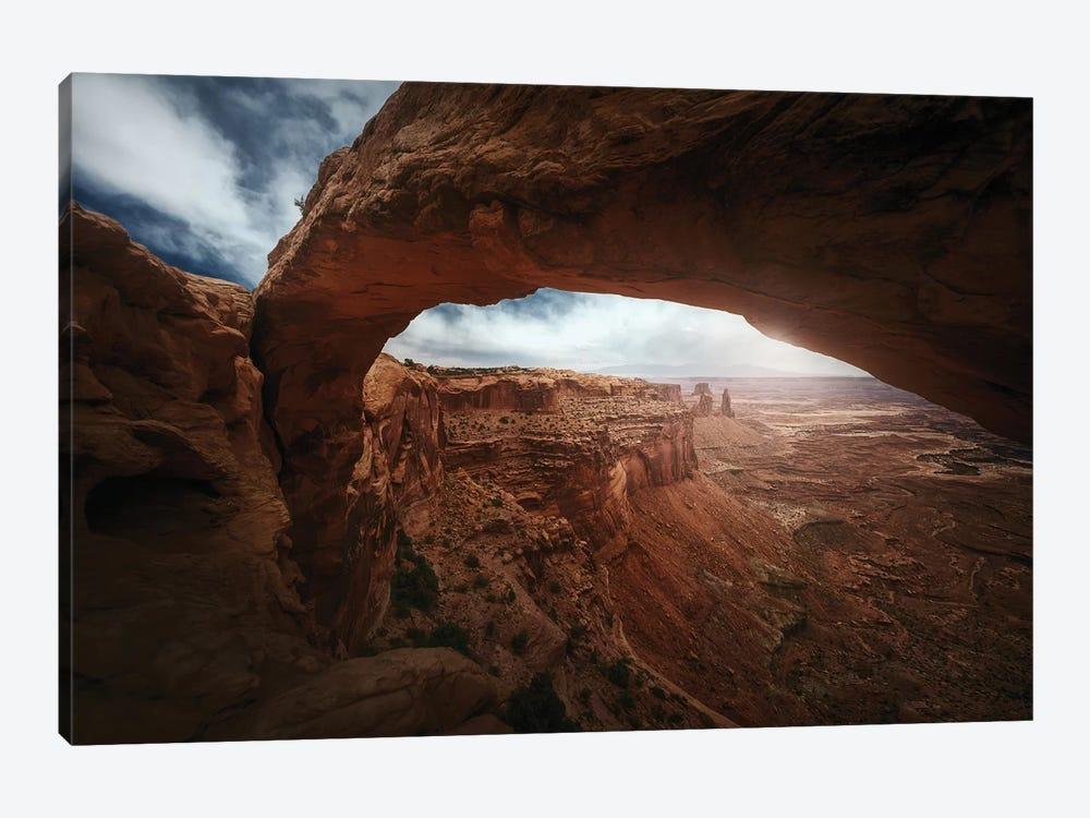Mesa Arch by Juan Pablo de Miguel 1-piece Canvas Art Print