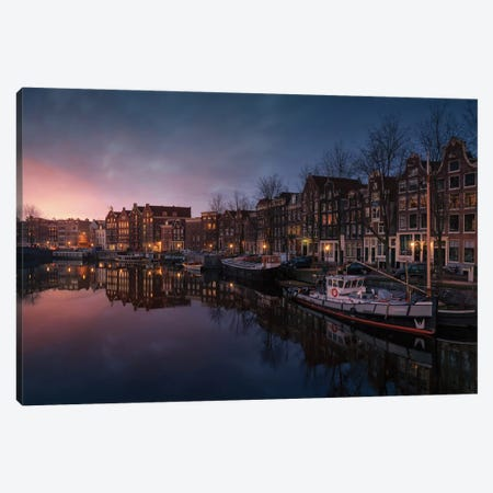 New Amsterdam 1 Canvas Print #JPM18} by Juan Pablo de Miguel Canvas Print