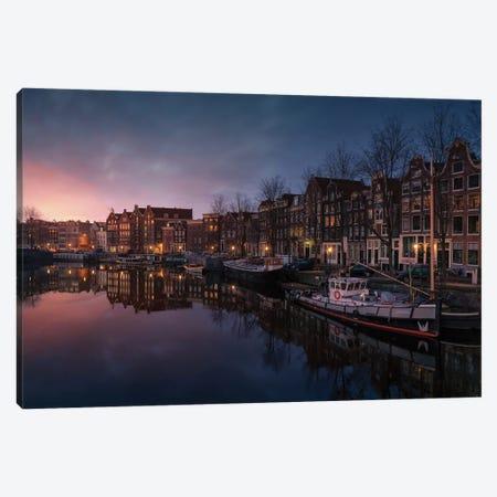 New Amsterdam 1 Canvas Print #JPM18} by Juan Pablo de Miguel Canvas Print