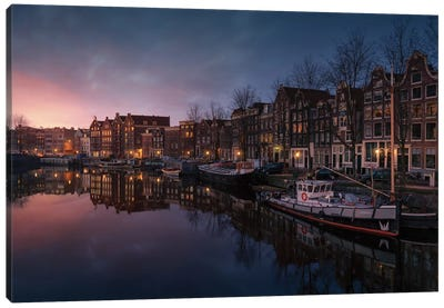 New Amsterdam 1 Canvas Art Print