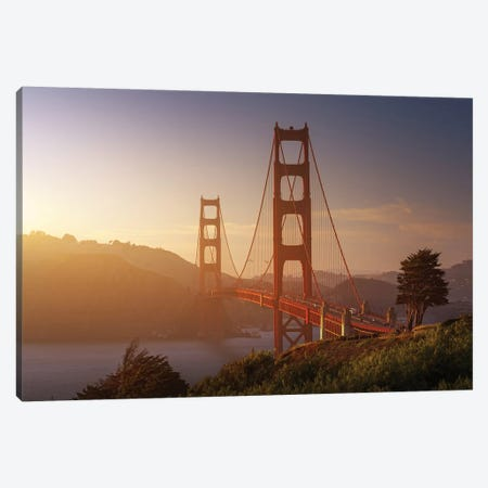 South Golden Gate. Canvas Print #JPM24} by Juan Pablo de Miguel Canvas Print