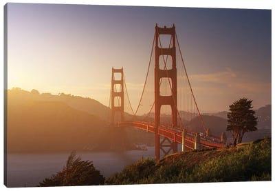 South Golden Gate. Canvas Art Print
