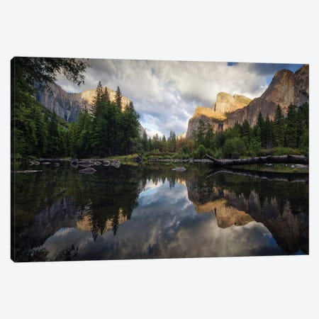 Time Canvas Print #JPM25} by Juan Pablo de Miguel Art Print