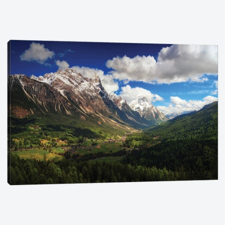 Un Valle Canvas Print #JPM26} by Juan Pablo de Miguel Canvas Print