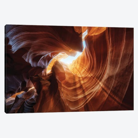 Antelope Hole. Canvas Print #JPM28} by Juan Pablo de Miguel Canvas Art
